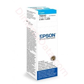 Jual Tinta / Cartridge Epson Cyan Ink [T6642]